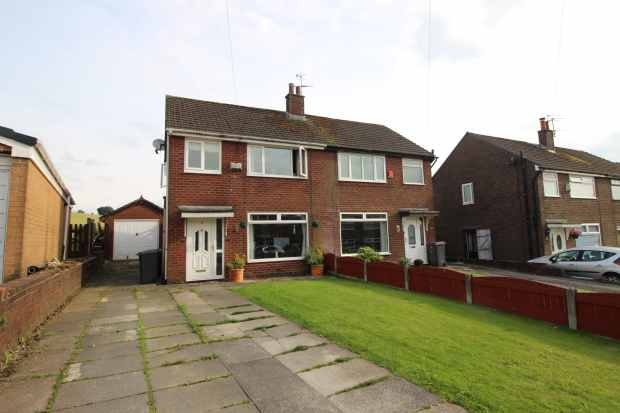 3 Bedrooms Semi Detached House for sale in Haugh Hill Road, Oldham, Greater Manchester, OL4 2NQ