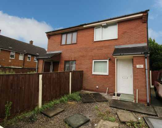 2 Bedrooms Semi Detached House for sale in Webb Street, Liverpool, Merseyside, L7 4JW