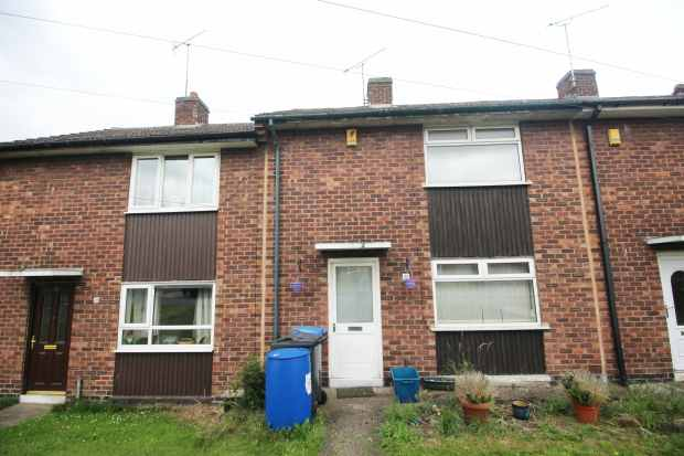 2 Bedrooms Terraced House for sale in Lilac Road, Beighton, East Sussex, S20 1FL