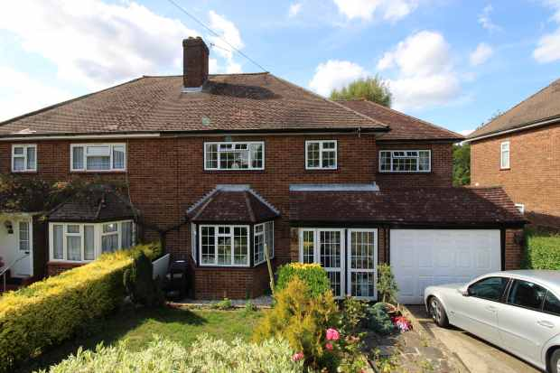 5 Bedrooms Semi Detached House for sale in Orchard Road, South Croydon, Greater London, CR2 9LU