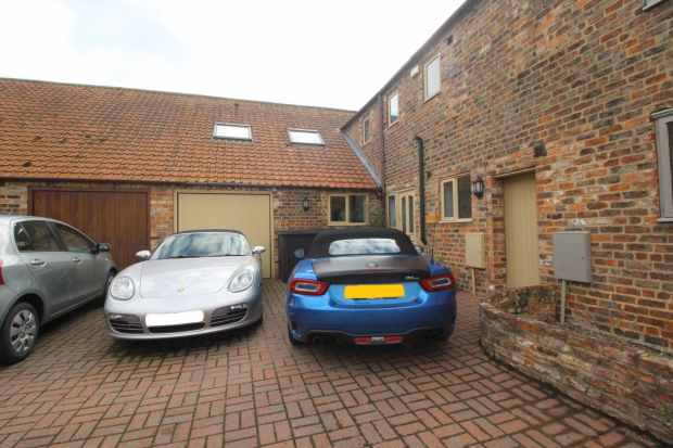 4 Bedrooms Barn Conversion Character Property for sale in Brocket Court, York, Yorkshire, YO23 2PY
