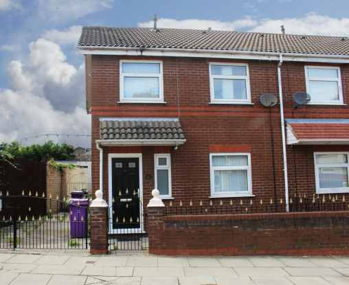 3 Bedrooms Semi Detached House for sale in Hawkesworth Street, Liverpool, Merseyside, L4 0UA