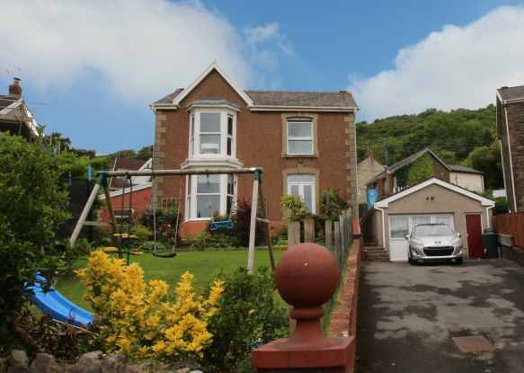 3 Bedrooms Detached House for sale in Birchfield, Swansea, Neath Port Talbot, SA8 4PF
