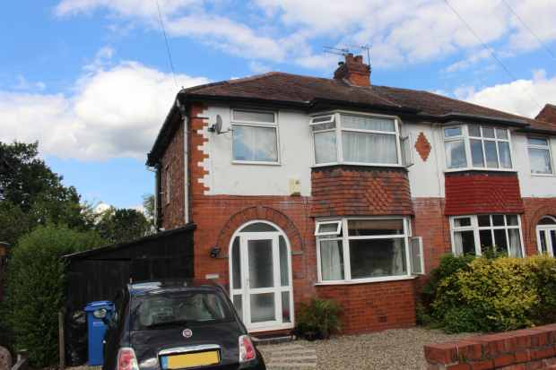 3 Bedrooms Semi Detached House for sale in Fairfield Avenue, Cheadle Hulme, Cheshire, SK8 6AF