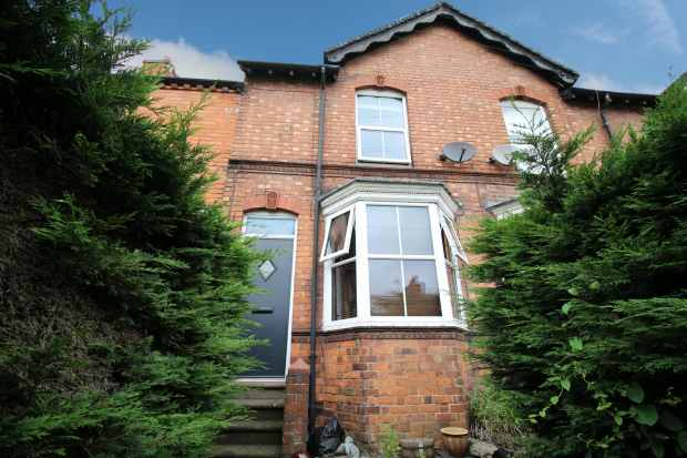 2 Bedrooms Terraced House for sale in Mayfield Road, Ashbourne, Derbyshire, DE6 1AS