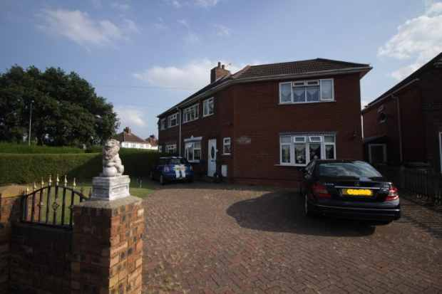 4 Bedrooms Semi Detached House for sale in Great Charles Street, Walsall, West Midlands, WS8 6AF