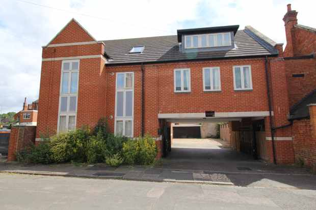 1 Bedroom Apartment Flat for sale in Lincoln Street, Northampton, Northamptonshire, NN2 6PS