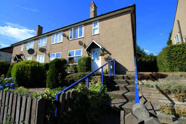 2 Bedrooms Ground Flat for sale in Meadoway, Accrington, Lancashire, BB5 4AT