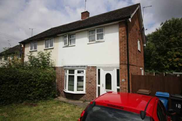2 Bedrooms Semi Detached House for sale in Godfrey Drive, Ilkeston, Derbyshire, DE7 4HN