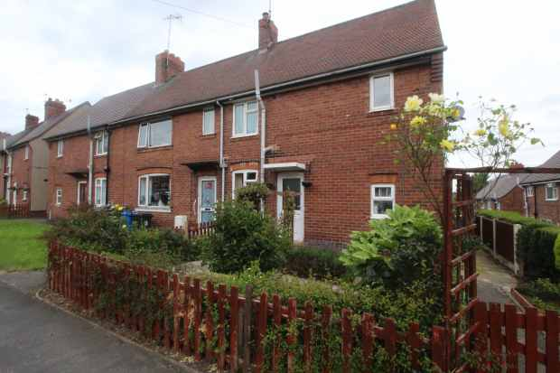 2 Bedrooms Terraced House for sale in St. Augustines Mount, Chesterfield, Derbyshire, S40 2RY