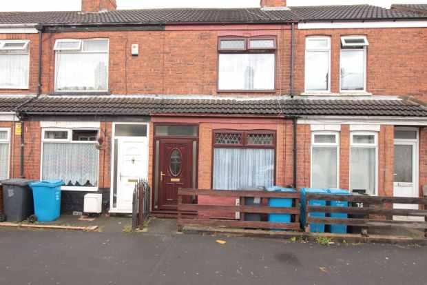2 Bedrooms Terraced House for sale in Dorset Street, Hull, North Humberside, HU4 6PP