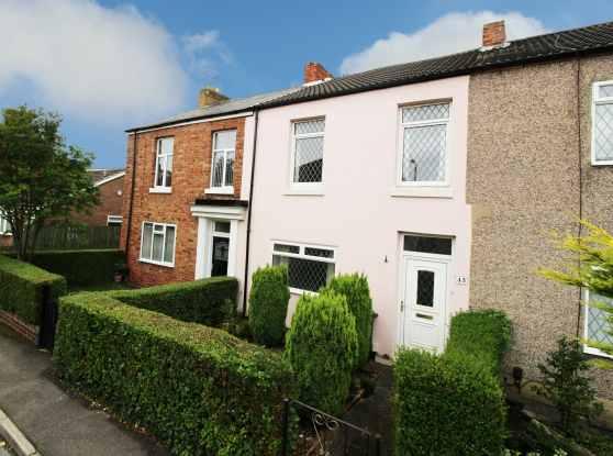 3 Bedrooms Terraced House for sale in Cobden Street, Darrlington, Durham, DL1 4JF