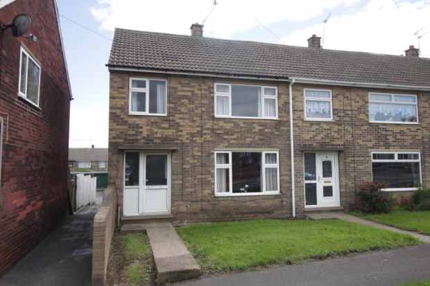 3 Bedrooms Property for sale in Attlee Close, Rotherham, South Yorkshire, S66 7JW
