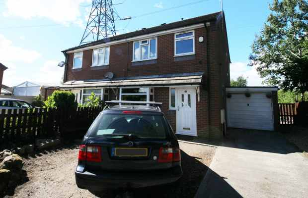 3 Bedrooms Semi Detached House for sale in Turnhurst Road, Stoke-On-Trent, Staffordshire, ST7 4QR