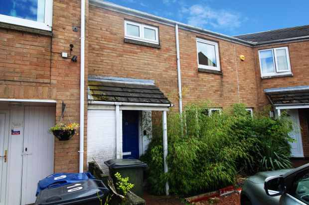 3 Bedrooms Terraced House for sale in Bedale Court, South Shields, Tyne And Wear, NE34 9DA