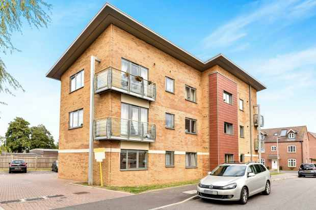 2 Bedrooms Apartment Flat for sale in The Farrows, Maidstone, Kent, ME15 9ZJ