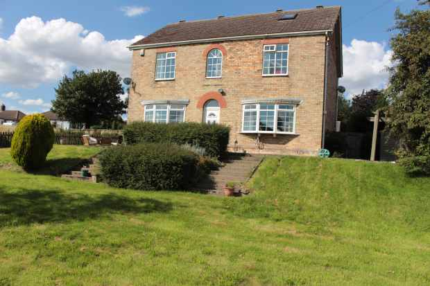 5 Bedrooms Detached House for sale in Orchard Lane, Ulceby, South Humberside, DN39 6YA