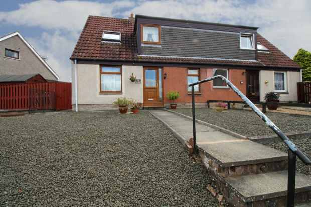 3 Bedrooms Semi Detached House for sale in Jamie Anderson Place, St Andrews, Fife, KY16 8YG