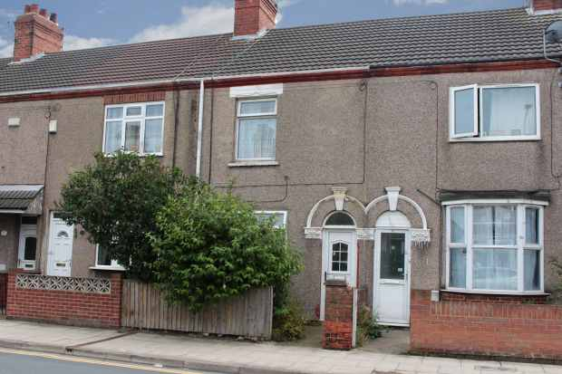 3 Bedrooms Terraced House for sale in Alexandra Road, Grimsby, South Humberside, DN31 1RW