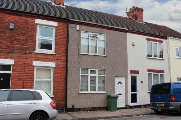 3 Bedrooms Terraced House for sale in Julian Street, Grimsby, South Humberside, DN32 8BH