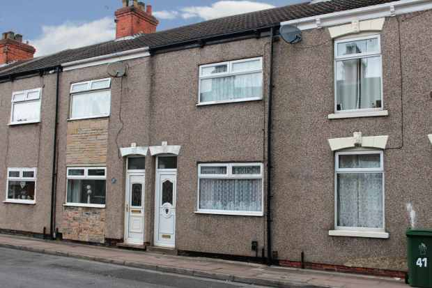 3 Bedrooms Terraced House for sale in Harrod Street, Grimsby, South Humberside, DN32 7ND