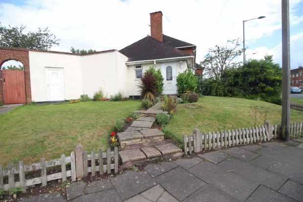 1 Bedroom Bungalow for sale in Heath Way, Birmingham, West Midlands, B34 6SG