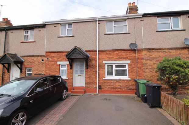 2 Bedrooms Town House for sale in Udall Road, Bilston, West Midlands, WV14 0SQ