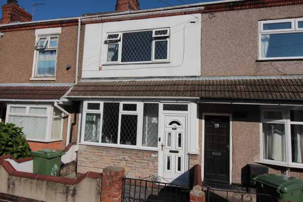 2 Bedrooms Terraced House for sale in Tiverton Street, Cleethorpes, South Humberside, DN35 7PP