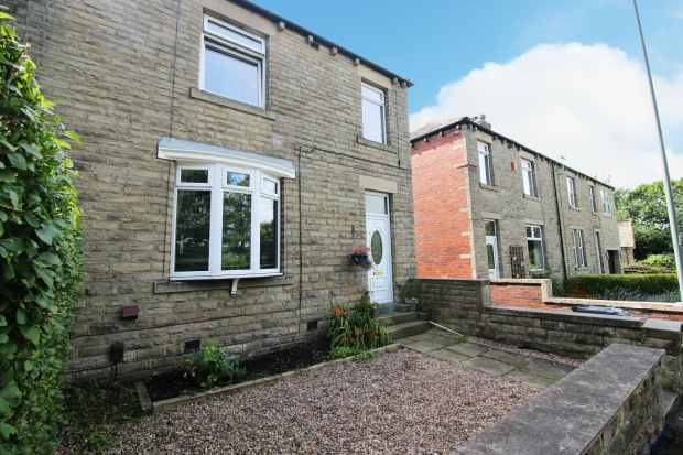 3 Bedrooms Semi Detached House for sale in Fair View, Liversedge, West Yorkshire, WF15 6LL