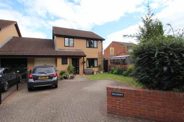 3 Bedrooms Link Detached House for sale in Naas Lane, Gloucester, Gloucestershire, GL2 2SA