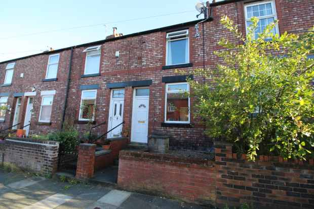 2 Bedrooms Terraced House for sale in Chamberlain Street, St Helens, Merseyside, WA10 4NL