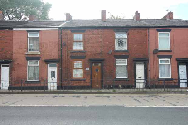 2 Bedrooms Terraced House for sale in Oldham Road, Ashton-Under-Lyne, Lancashire, OL7 9ND