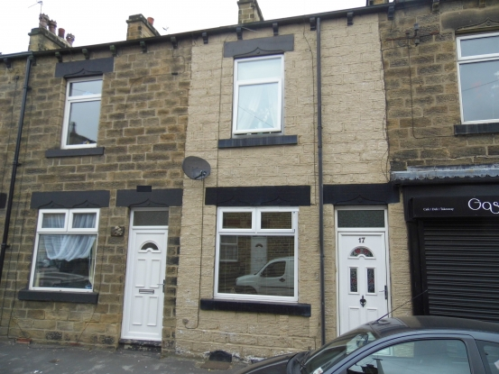 Agnes Road, Barnsley, South Yorkshire, S...