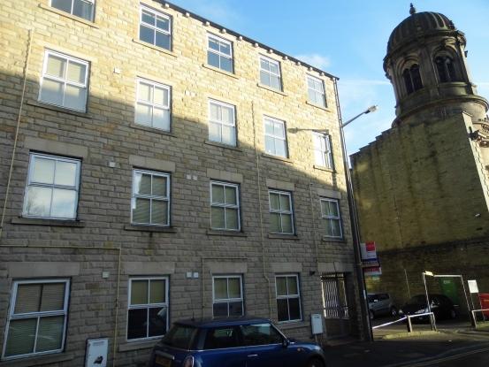 Town Hall Apartments, Sowerby Bridge, We...