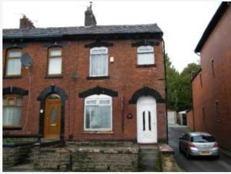 Abbeyhill Road, Oldham, Greater Manchest...
