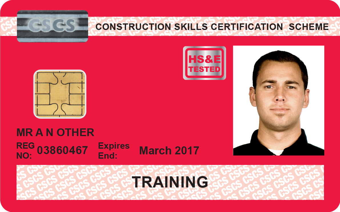 Cscs Confirms New Changes To Trainee Cards Construction Skills People