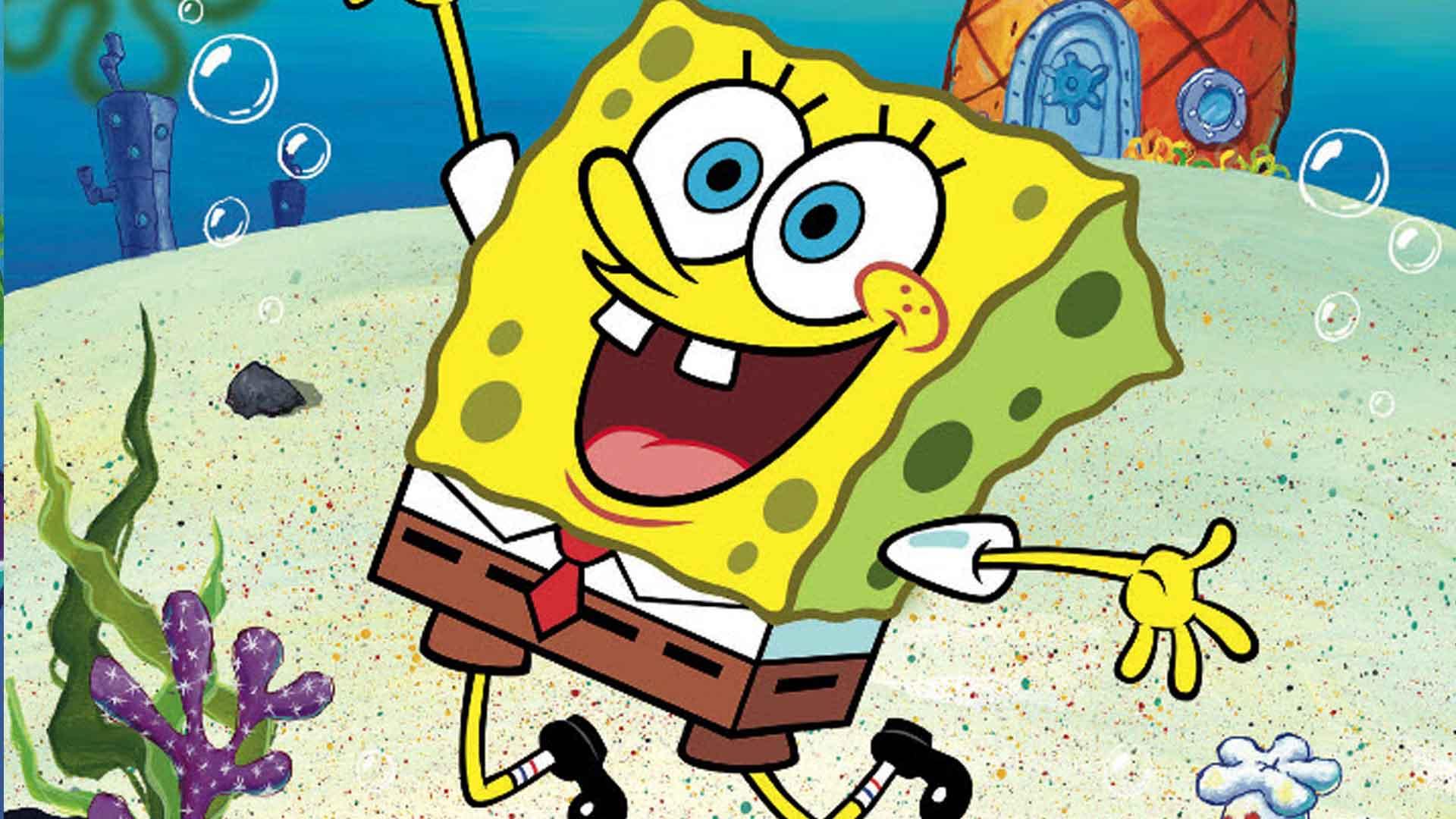 spongebob squarepants shows cúla4 tg4 súil eile