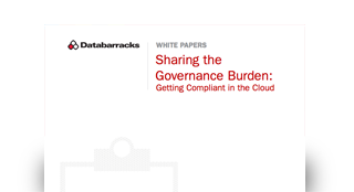 Sharing the Governance Burden – Getting Compliant in the Cloud