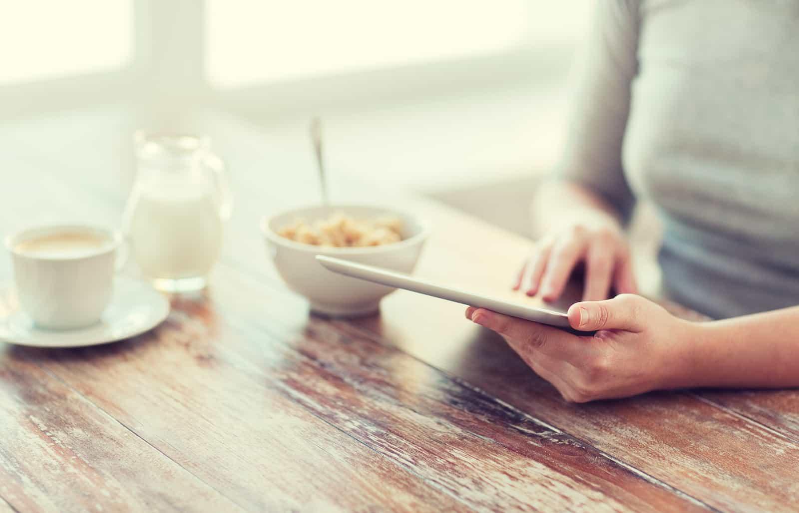 The Discerning Digital blog