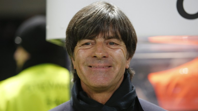 Football Soccer - Germany v England - International Friendly - Olympiastadion, Berlin, Germany - 26/3/16Germany coach Joachim Low before the game Reuters / Fabrizio Bensch Livepic EDITORIAL USE ONLY. (Foto: REUTERS)