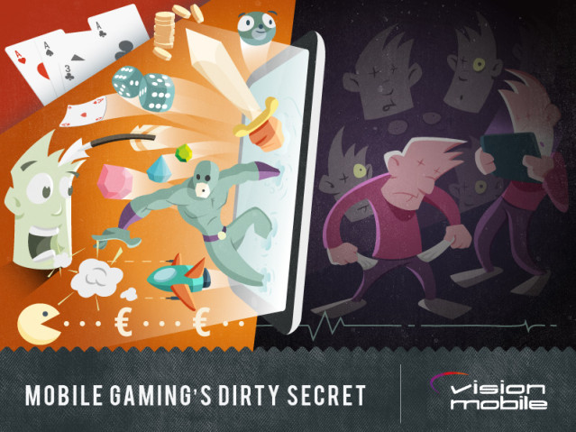 Mobile Gaming's Dirty Secret
