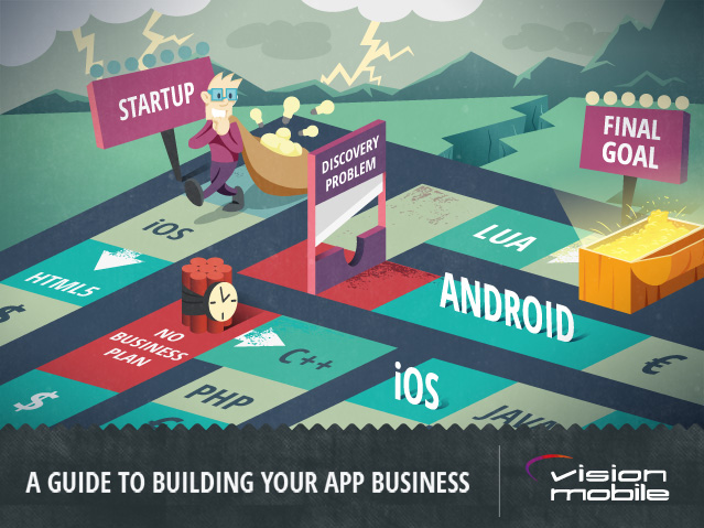 A guide to building your app business Building designing app