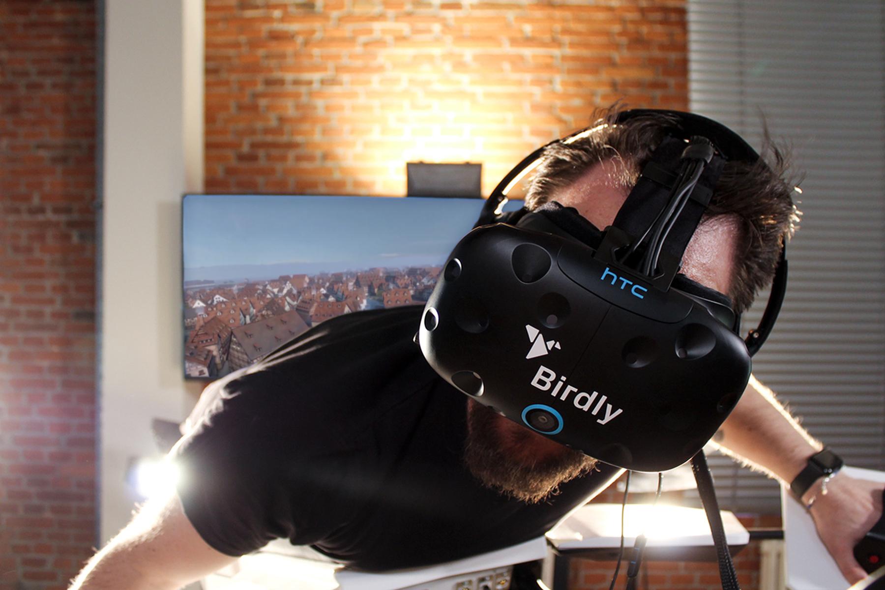 Mayor explores Ulm in Virtual Reality