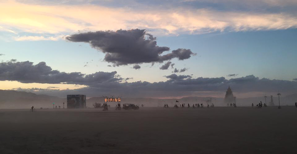 What Burning Man taught me: We hear you, we see you, do we love you?