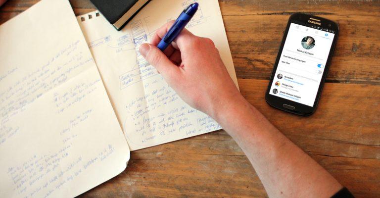 Facebook Groups als Standalone-App