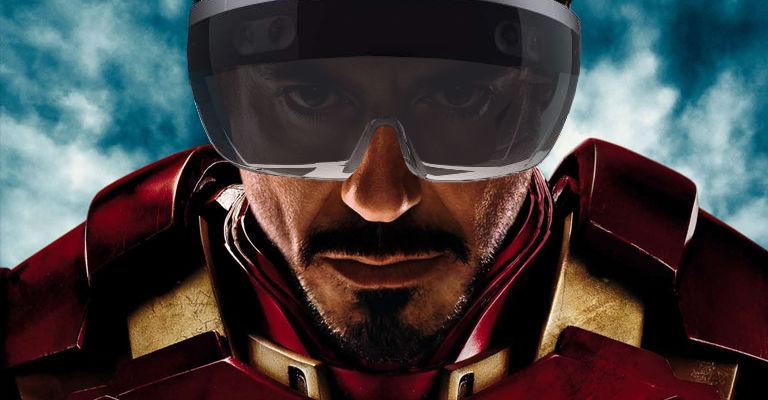Hast du dich schon immer mal gefragt, wie es wäre Tony Stark zu sein?