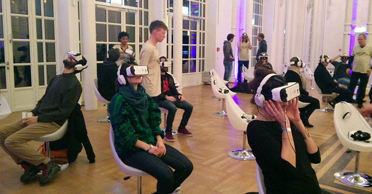 Kaleidoscope VR Event in Cologne