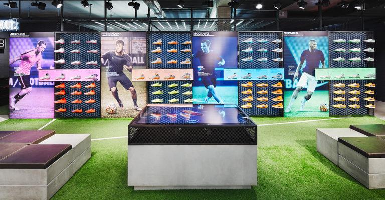 Demodern erschafft Multichannel-Shopping für Nike