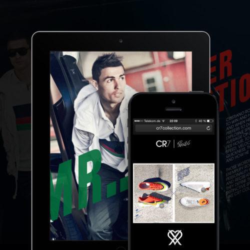 Nike Digital Lookbook
