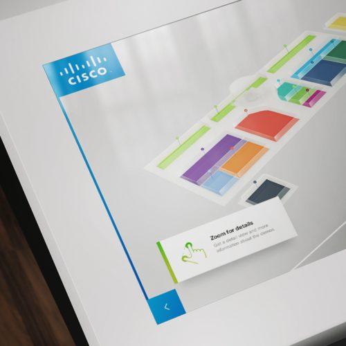 Cisco Interactive event guide